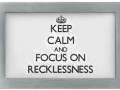 OCR A Level Law 2017 Spec - Recklessness
