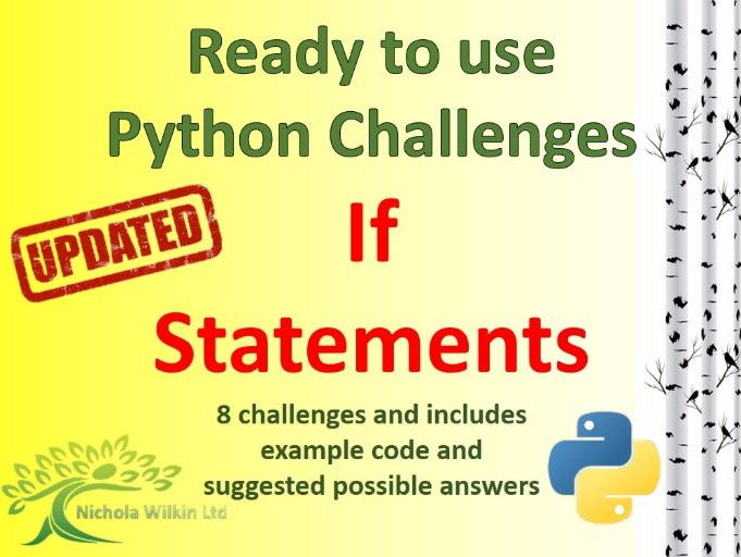 Python If Statements