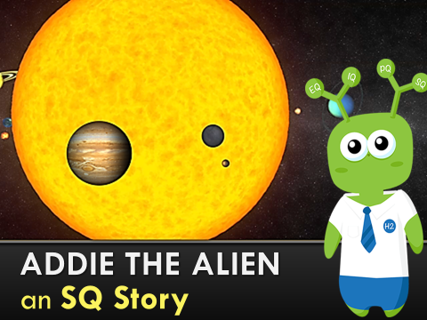 Addie the Alien - An SQ Story