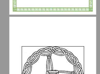 St Brigid's Day  Colouring Book