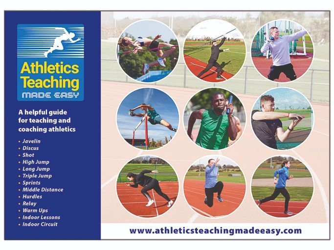 ATHLETIC TEACHING MADE EASY - 72 PAGE DOC