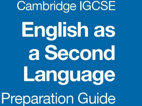 IGCSE English as a Second Language - Listening Tips