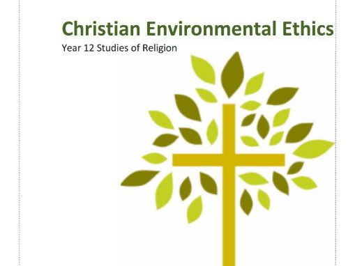 essay on christian environmental ethics Prominent issues within christian environmental ethics include climate change and deforestation climate change is defined as a long term change in the earth's climate, especially a change due to an increase in the average atmospheric temperature.