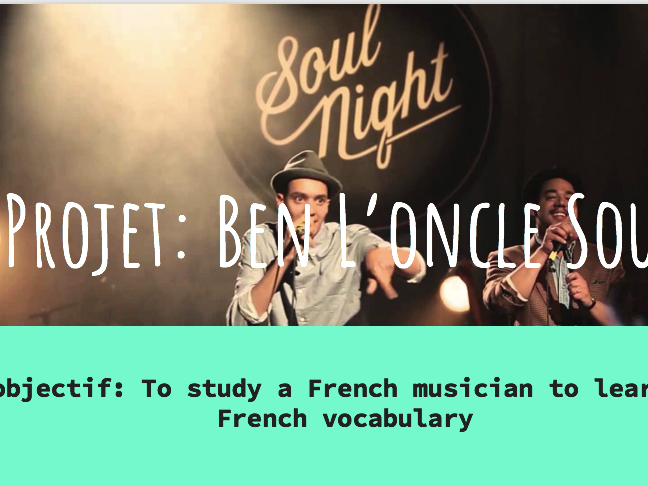 French Music Project