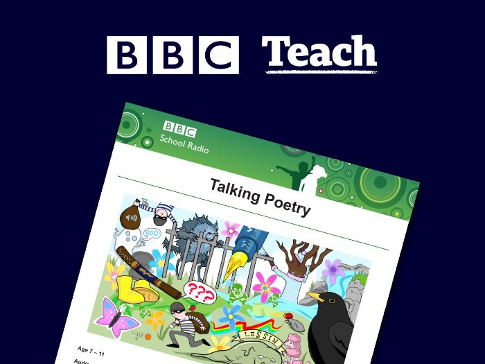 KS2 English - Talking Poetry