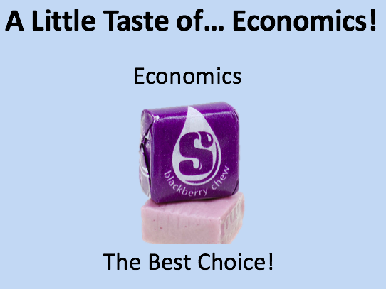 An Introduction to Economics - Taster Lesson