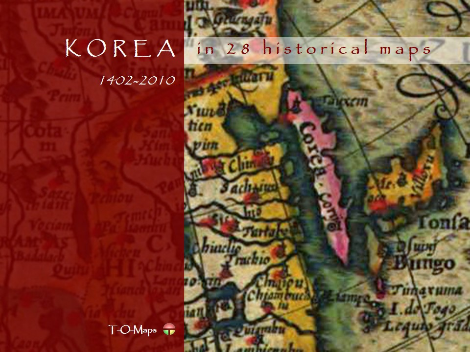 Historical e-Atlas Korea