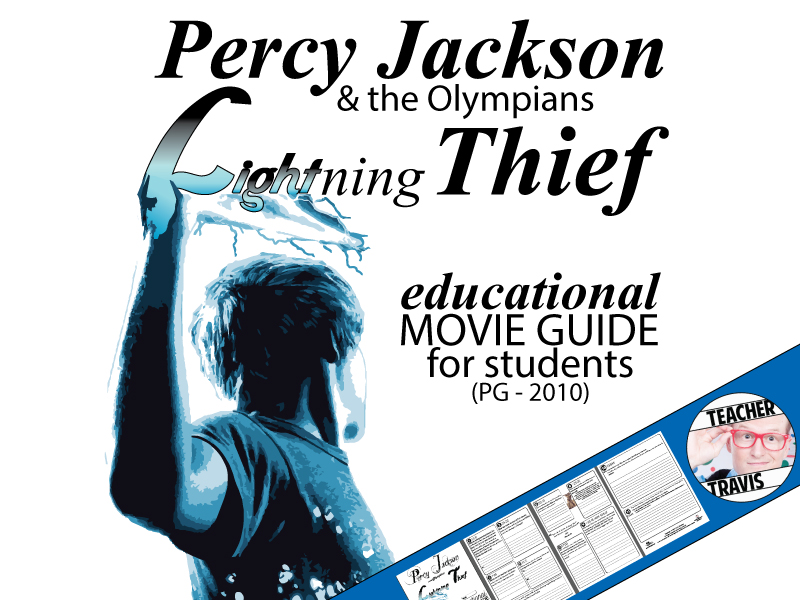 Percy Jackson - The Lightning Thief Movie Viewing Guide