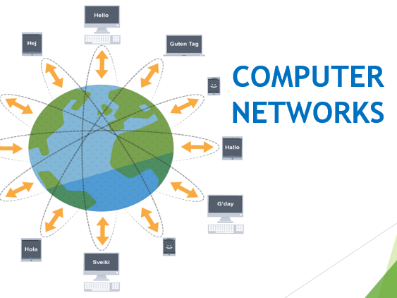 Computer Networks - topologies