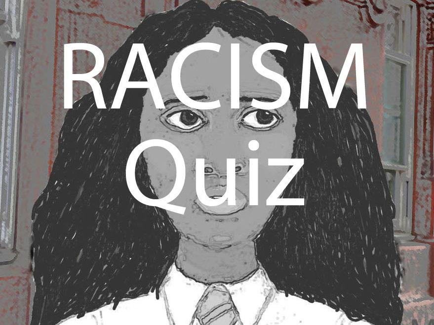 Racism Quiz, Poster and Tolerance Worksheet Bundle
