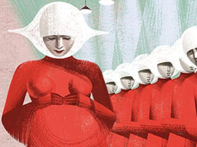 A Level: (16) The Handmaids Tale -Chapters 31 and 32