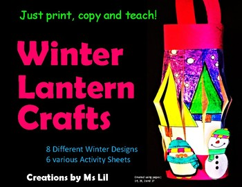 Winter Craft  ::  Winter Art  ::  Winter Activities