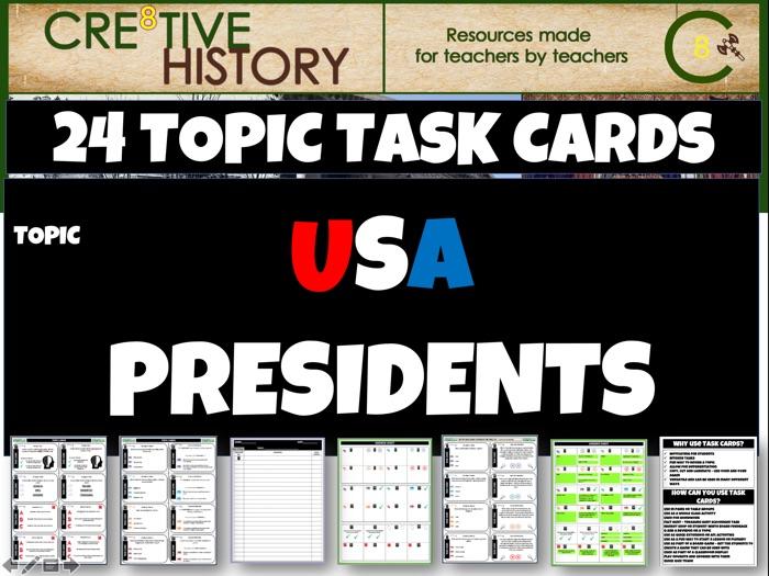 American Presidents - USA