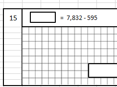 2019 - KS2 Maths Paper 1 - Read and print only