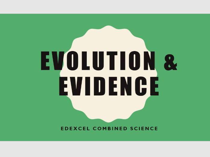 Evolution - Edexcel