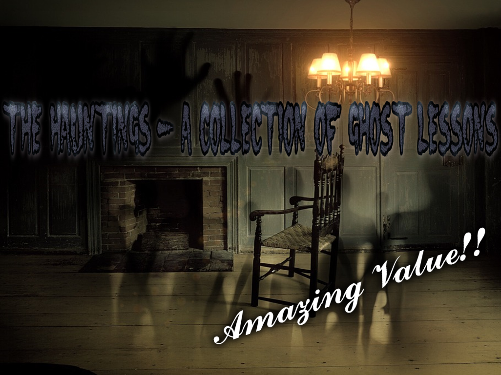 The Hauntings - A Collection of Ghost Lessons