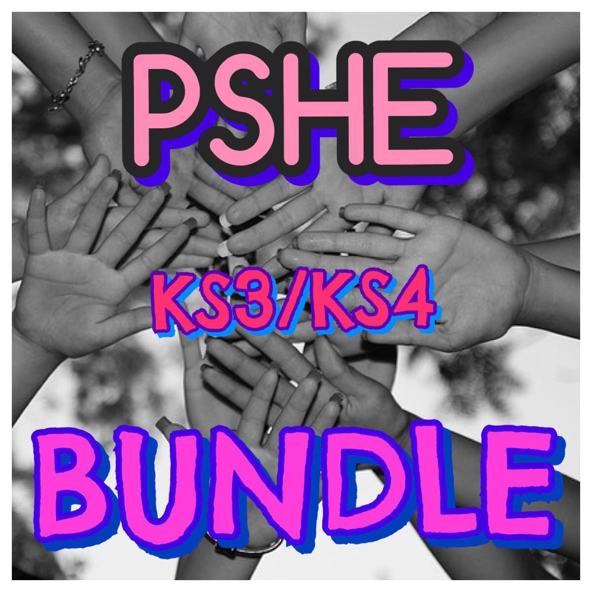 PSHE for KS3/KS4