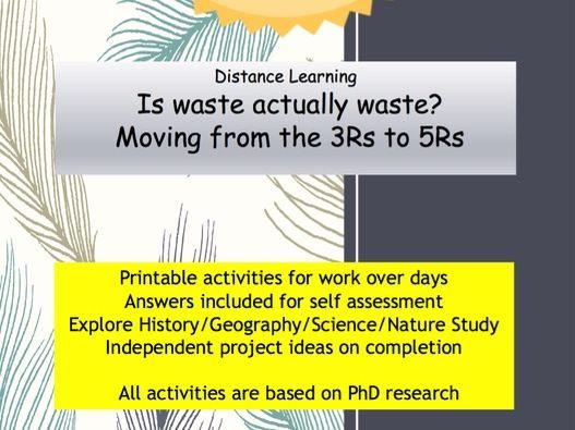 Homeschooling-Environmental Science- NO PREP