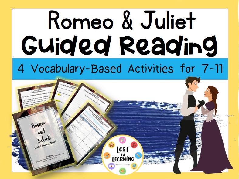 KS2: Romeo & Juliet Guided Reading