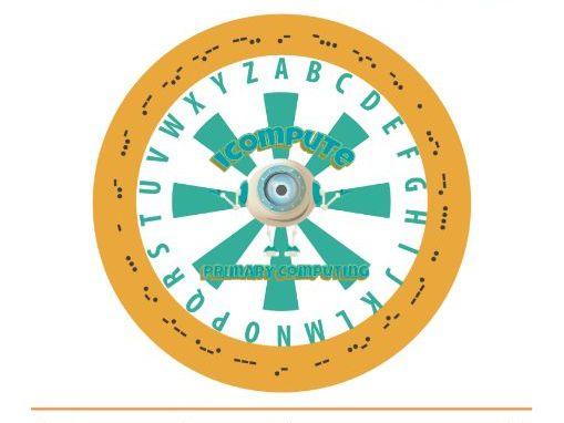 Morse Code - Coder Wheel