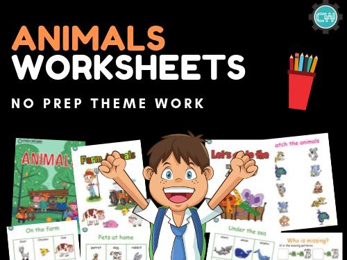 Theme-Based Learning: ANIMALS