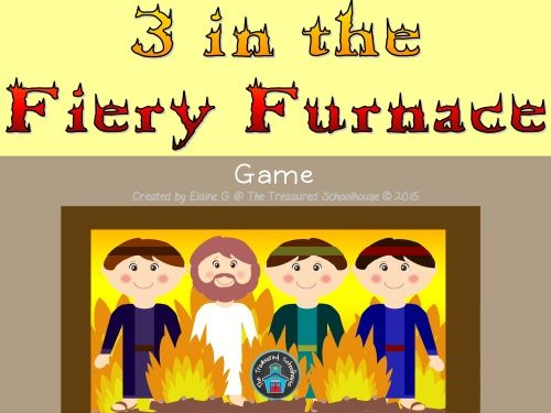 3 in the Fiery Furnace Game