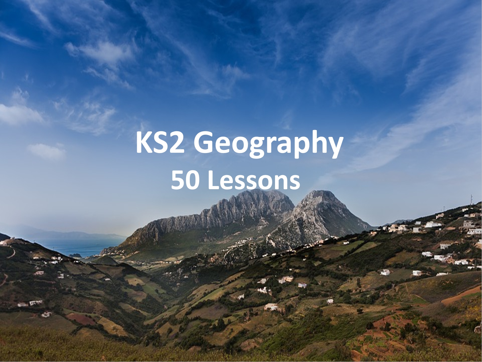 KS2 Geography