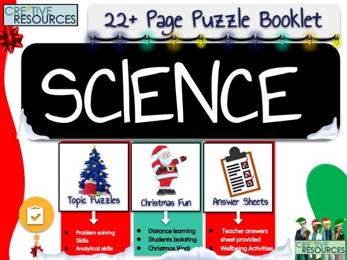 Science Christmas Activities