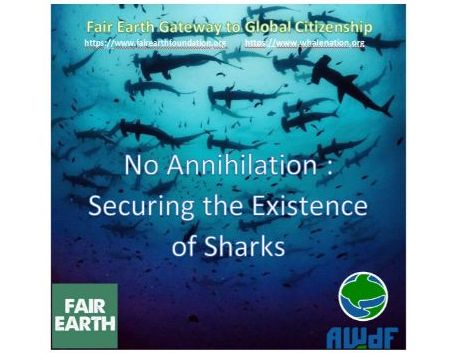 Securing the Existence of Sharks