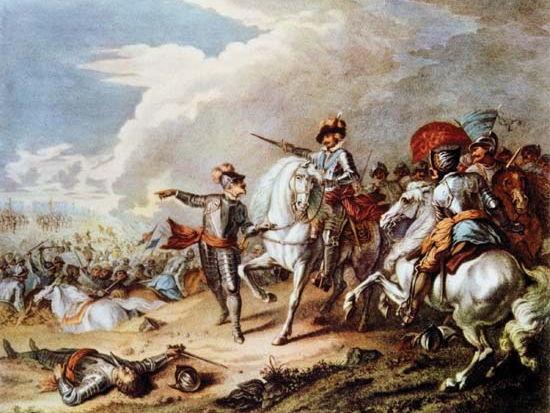 The Stuarts - KS3 - Lesson 7 - Civil war