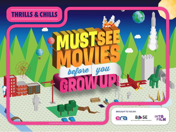 Must See Movies Before You Grow Up: Thrills and Chills