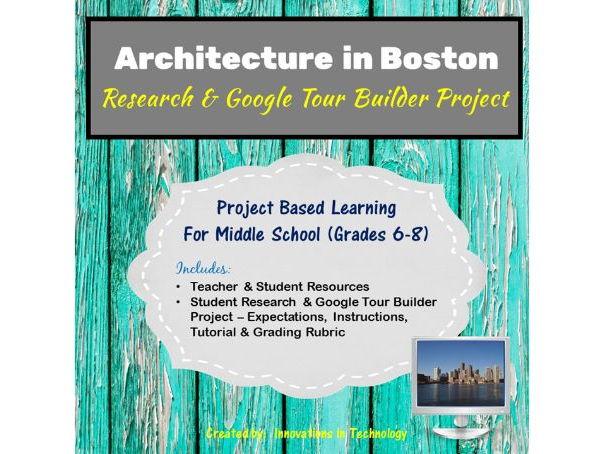 Google Tour Builder - Explore the Architectural Landmarks of Boston