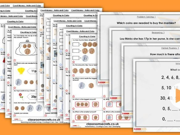 Year 1/2 Mixed Age Autumn Block 4 Step 3 Lesson Pack