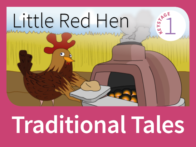 Little Red Hen - Harvest Tales (Traditional Tales)
