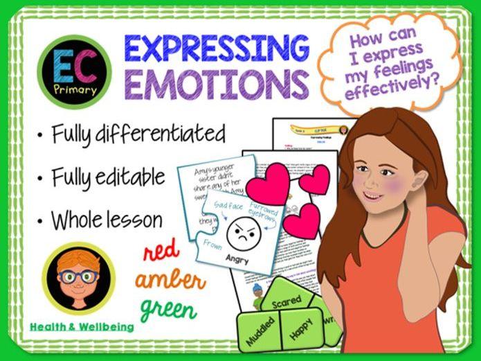 Emotions + Feelings