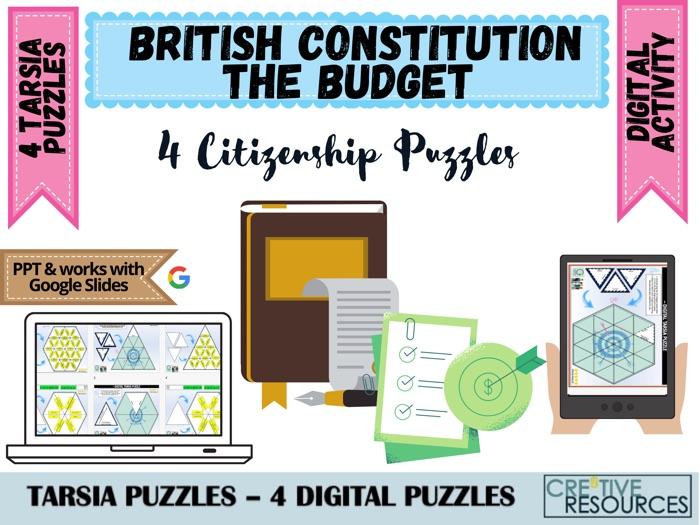 British Constitution and UK Budget Digital Activity