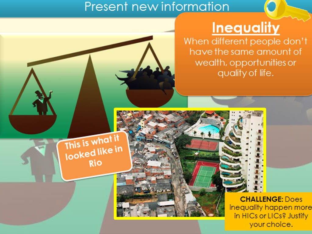 HIC Bristol, social inequality, New Urban Unit, AQA GCSE Geography