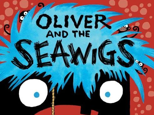Oliver and the Seawigs Writing Bundle!