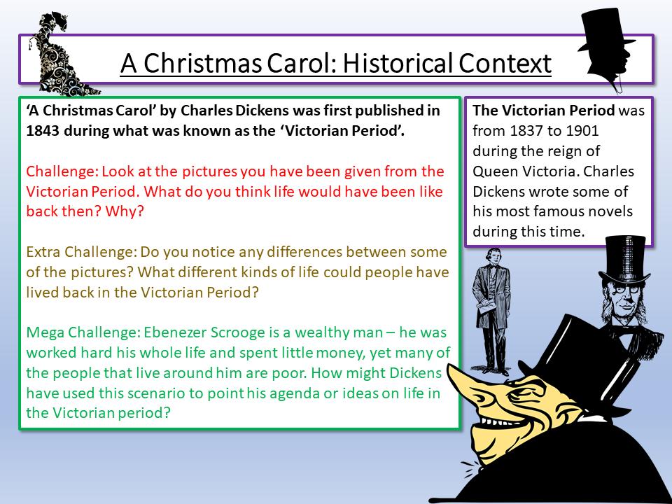 A Christmas Carol Context