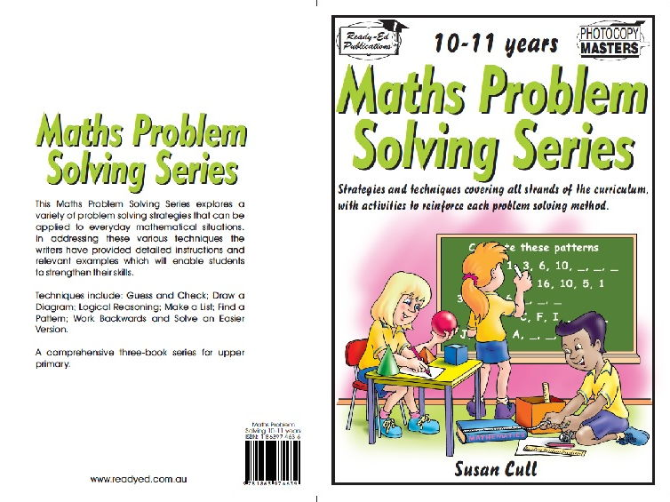 Maths Problem Solving Series: 10 - 11 Year Olds