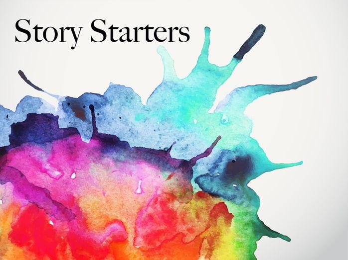 Three Story Starters