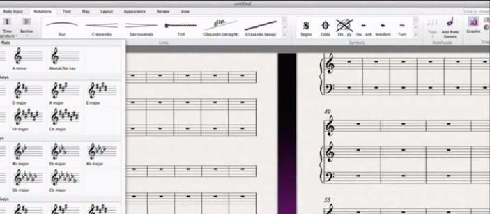 Sibelius Music Notation Techniques