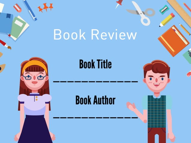 A book review work book suitable for KS1 KS2 and KS3
