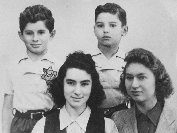 Jewish Life Before the Nazis (Holocaust Unit)