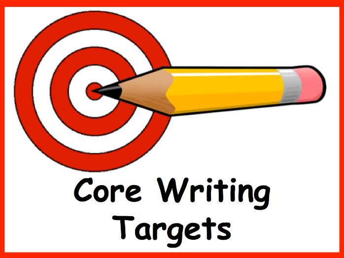2nd Level Writing Targets - NLC