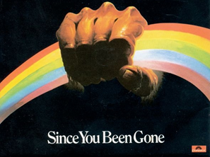 Since you've been gone, Rainbow - Eduqas