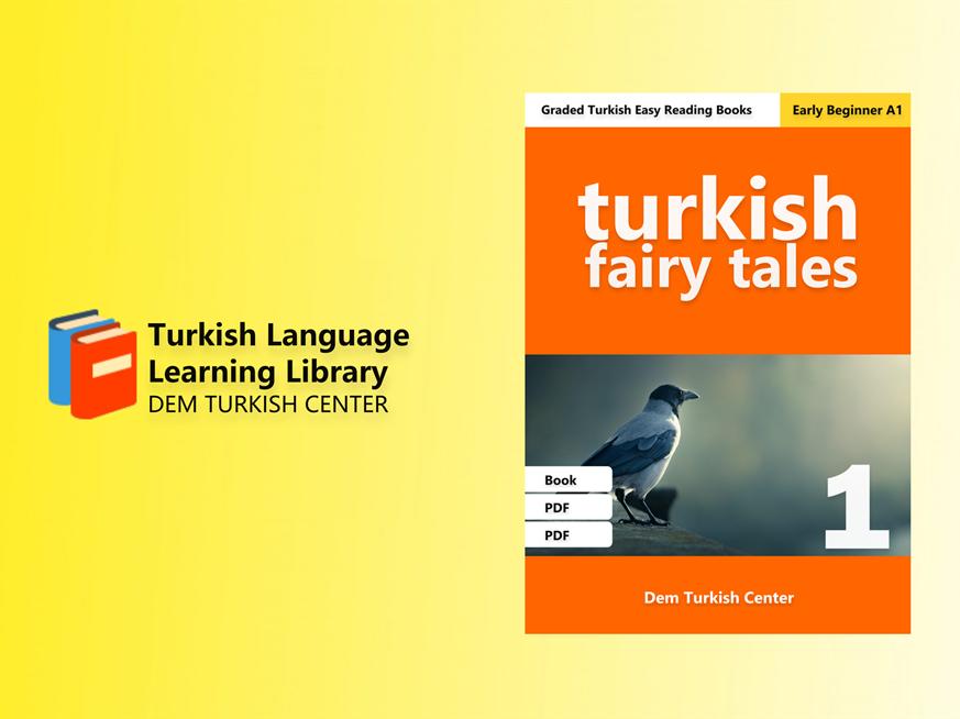 Turkish Fairy Tales 1 PDF + MP3