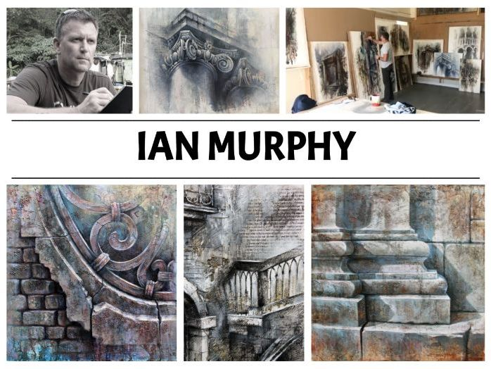 Ian Murphy -  Distant Learning Art Project to cover eight lessons