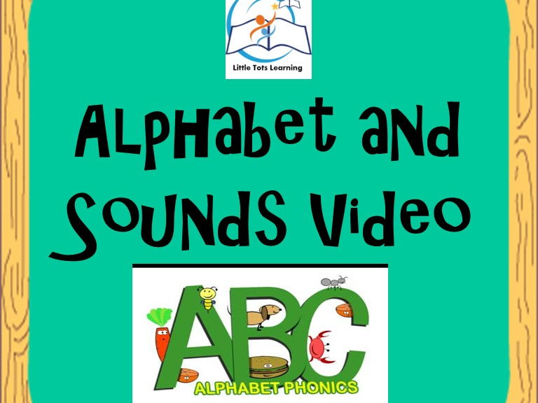 Alphabet and Sounds - Phonics Video