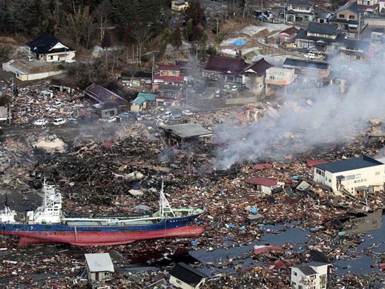 Edexcel GCSE (2016) – Hazardous Earth - L15 - Japan (2011) Earthquake & Tsunami